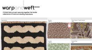 Warp and Weft Homepage