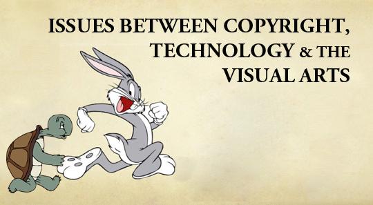 TechVsCopyrightVisArtsPoster
