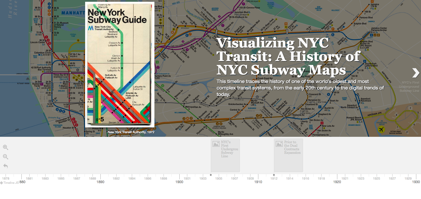 Laguardia Subway Map.Visualizing Nyc Transit A History Of Nyc Subway Maps Student Work